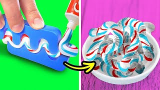 Crazy TOOTHPASTE Hacks That Will Surprise You || Beauty And Cleaning Hacks With Toothpaste!