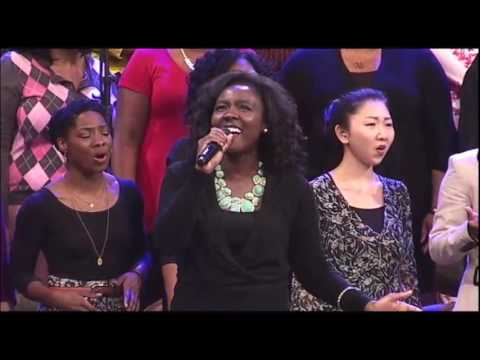 How great is the love - The Brooklyn Tabernacle choir