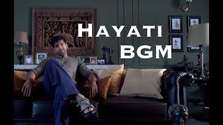 Hayati BGM - Chekka Chivantha Vaanam | Arun Vijay | A. R. Rahman | Mani Ratnam