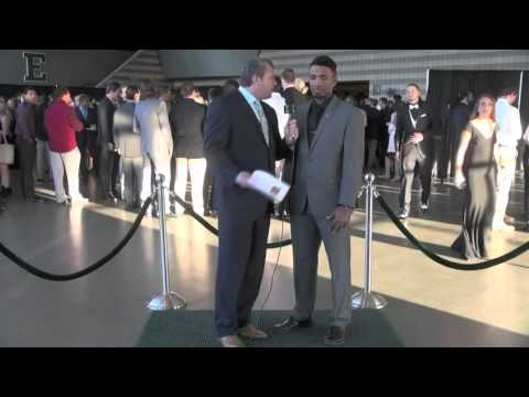 Ypsi Awards 2016 Green Carpet Interview - Marquise Gill