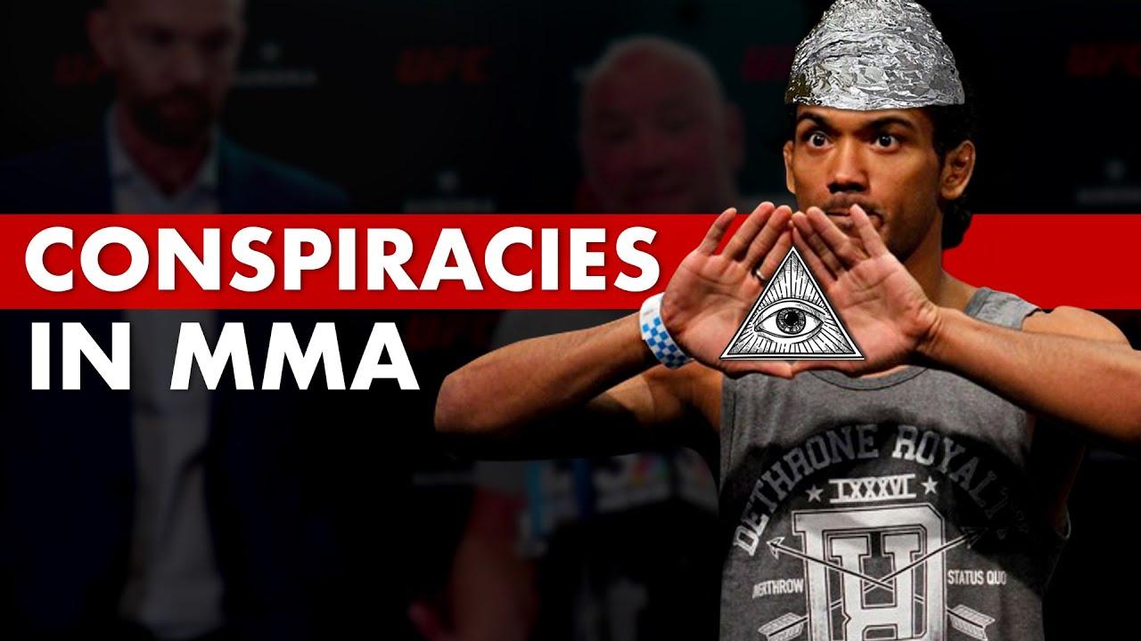 10 Really Weird MMA Conspiracies