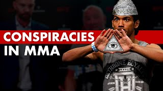 10 Really Weird MMA Conspiracies