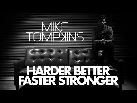 Harder Better Faster Stronger - Daft Punk - Mike Tompkins - A Capella Cover