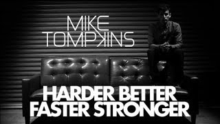 Repeat youtube video Harder Better Faster Stronger - Daft Punk - Mike Tompkins - A Capella Cover