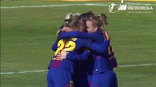 Albacete 0-3 Barcelona, Liga Femenina Iberdrola