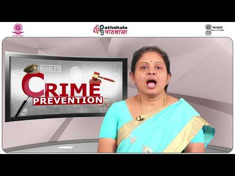 An overview of conventional programmes in crime prevention