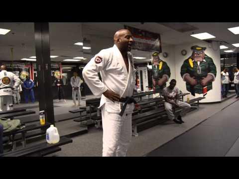 Lloyd Irvin -DJ Jackson Black Belt Promotion