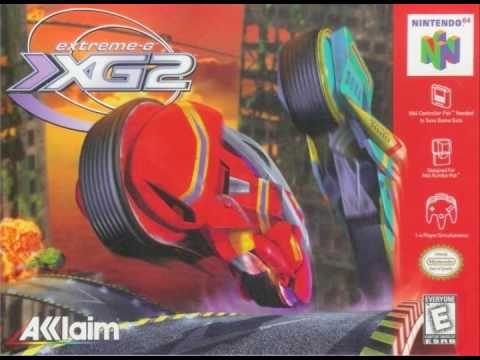 Extreme-G 2 [PC] - Sensara