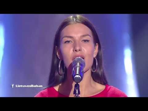 KAIA (Kamilė Tumelytė) - Runnin' (Aklosios Perklausos – Lietuvos Balsas S5)