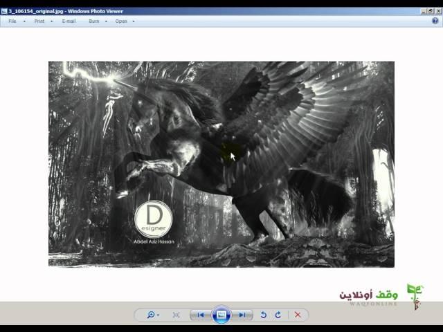 Adobe photoshop cs6 دورة فوتوشوب كاملة