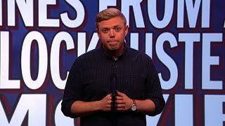 Unlikely lines from a blockbuster movie - Mock the Week: Series 14 Episode 6 Preview - BBC Two