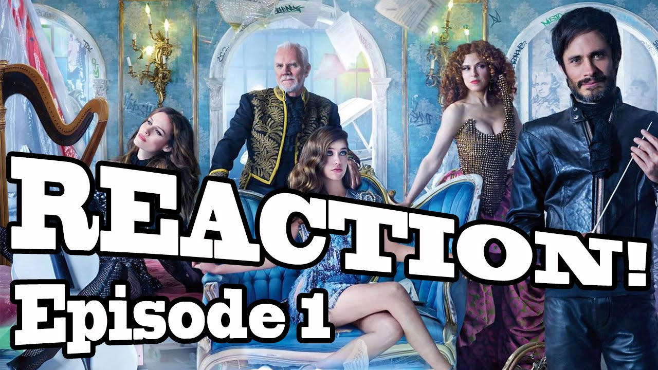 Download REACTION: Mozart In The Jungle - Episode 1