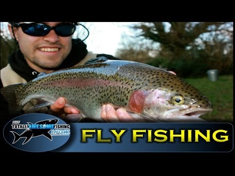 Fly Fishing Tips With Sinking Line - TAFishing Show