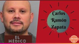 Carlos Ramon Zapata habla de la muerte de alias Juvenal...
