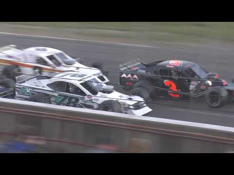 Stafford speedway sk modified July 12,2019