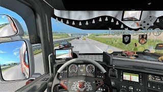 ETS2 (v1.31) - Scania RJL [Updated] Tuning V8 Sound + Skin + Interior | SG Limited Edition