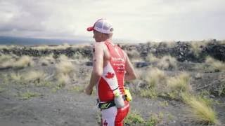 Brent Mcmahon - Race Day in Kona