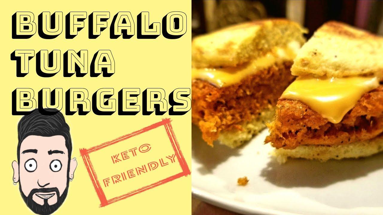 Buffalo Tuna Burgers