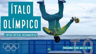 Ítalo Ferreira é ouro na Olimpíada de Tóquio, uma onda de frio no Brasil e mais notícias