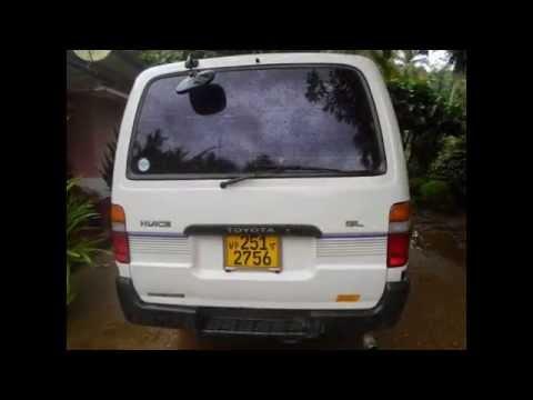 used vans sale in sri lanka