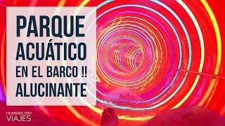 PARQUE ACUATICO en el crucero ALUCINANDO CRUCERO MEDITERRANEO 8