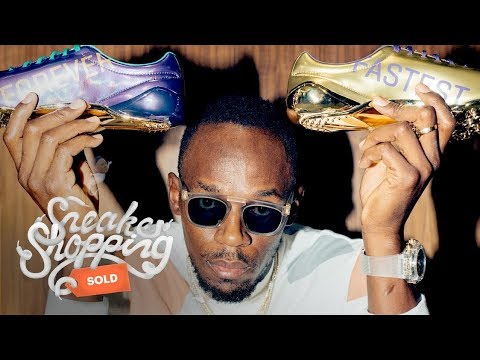 Thumbnail: Usain Bolt Goes Sneaker Shopping With Complex