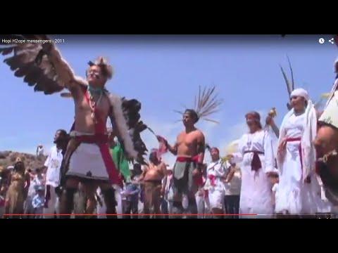 Hopi H2ope messengers - 2011