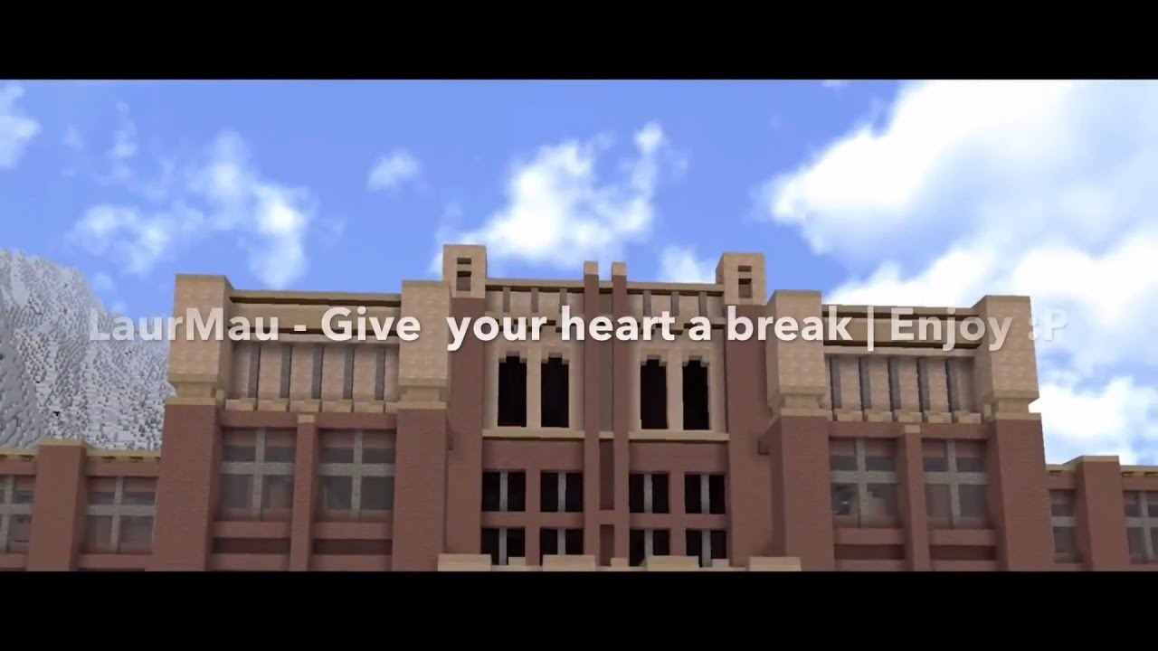 LaurMau Give Your Heart A Break Laurence Amp Aphmau My Street Phoenix Drop High Music Video