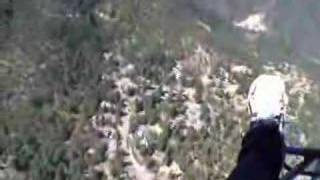 Ultralight Flight Around Ashland, Oregon