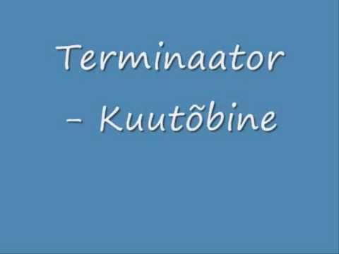 Terminaator - Kuutõbine