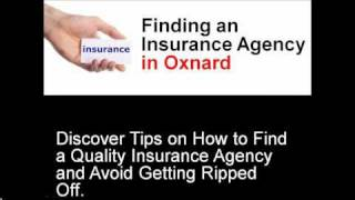 Oxnard California Term Life Insurance Agent