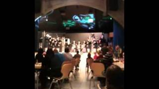 Lion sleeps tonight (Bagpipe) - The Luxembourg Pipe Band