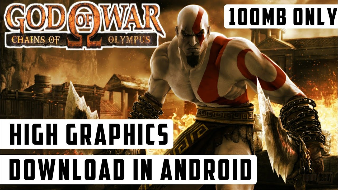 god of war chains of olympus psp cso download