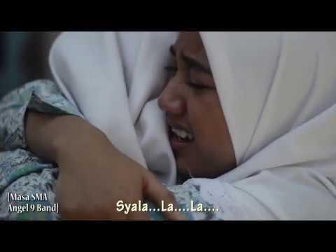 Lagu Perpisahan Sekolah [Masa SMA - Angel 9 Band] Video Documentary of 9th grader SMP Muhammadiyah 2