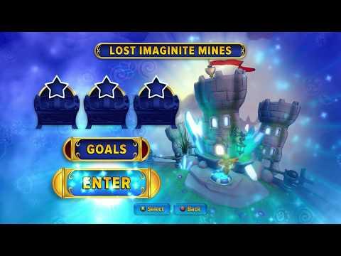 Skylanders Imaginators Lost Imaginate Mines