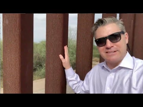 Jim Acosta Learns That Walls Work