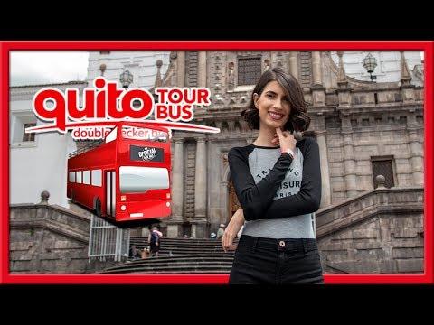 CONOCIENDO LO MEJOR DE QUITO - QUITO TOUR BUS  Zinahyd