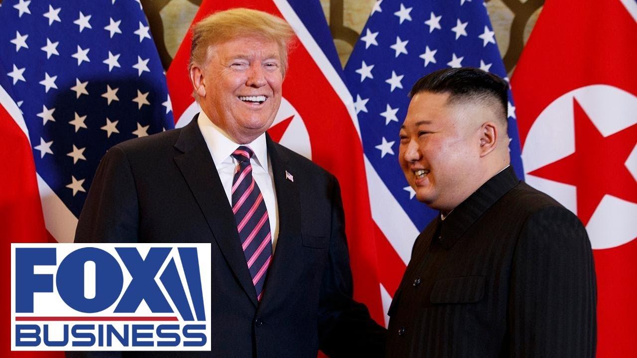 Trump says he 'has a very good idea' about Kim Jong Un's health