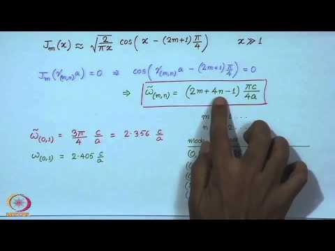 Vibrations of Circular Membrane