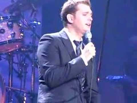 Michael Buble -Me and Mrs Jones Live in Sydney