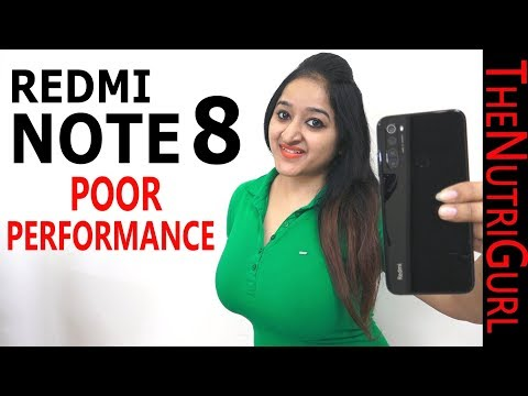REDMI NOTE 8 - Unboxing & Overview In HINDI(Indian Unit)