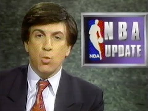 NBA Comic Relief - 1991 video