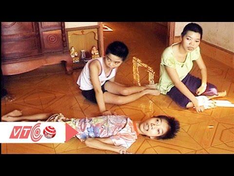 Nỗi đau Của Gia đình Nhiễm Chất độc Da Cam | VTC