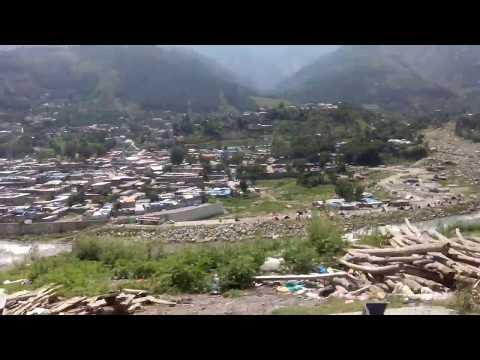 Balakot Arial View