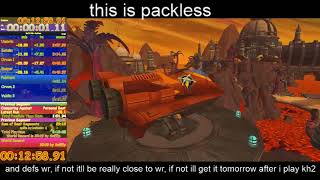 [PB] Ratchet & Clank NG+ Packless Speedrun in 30:25