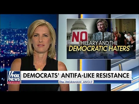 Ingraham: Dems Hitting the 'Anarchy Accelerator' After Kavanaugh SCOTUS Appointment
