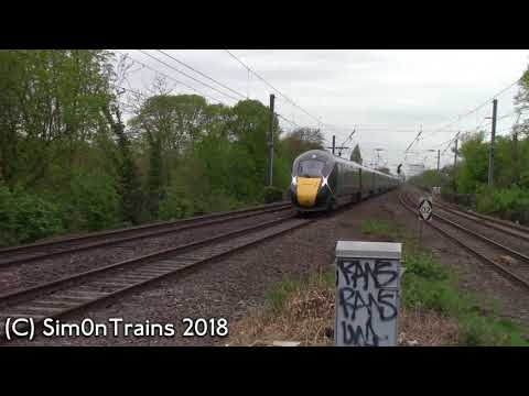 The Hertford Loop in the Travelcard (24th April 2018)