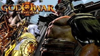 God of War III Remastered - PS4 Announcement Trailer