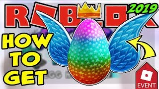 [EVENT] HOW TO GET THE WHIMSICAL EGG | ROBLOX EGG HUNT 2019 Scrambled In Time - Fairy World