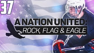 NHL 18 - A Nation United: USA Franchise Mode #37